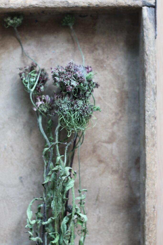 tørrede blomster buket hvordan 6